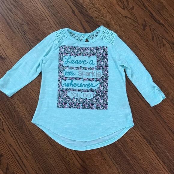 Arizona Jean Company Other - 5 for $25: Arizona Jean Company top with lacy back